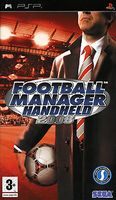 Football Manager 2008 (PSP)