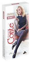 """Колготки женские фантазийные """"Conte. Beauty"""""""