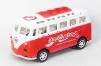 """Машинка """"Автобус"""" (арт. 100863731-678-4)"""