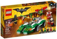 "LEGO The Batman Movie ""Гоночный автомобиль Загадочника"""