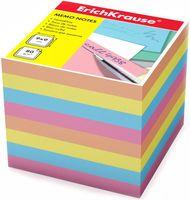 """Бумага для заметок """"Erich Krause"""" (90х90 мм; цветная; арт. 5140)"""