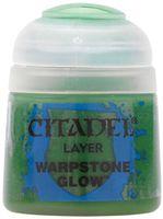 """Краска акриловая """"Citadel Layer"""" (warpstone glow; 12 мл)"""