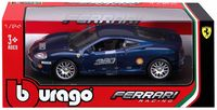 "Модель машины ""Bburago. Ferrari 360 Challenge"" (масштаб: 1/24)"
