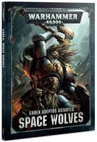 Warhammer 40.000. Codex: Space Wolves (8th edition)