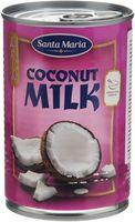 "Молоко кокосовое ""Santa Maria"" (400 мл)"
