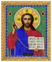"""Вышивка бисером """"Иисус"""" (арт. 7363М)"""