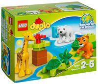 """LEGO Duplo """"Вокруг света: малыши"""""""