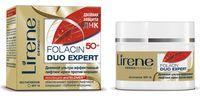 """Дневной крем для лица """"Folacin duo expert. Лифтинг против морщин"""" 50+ (50 мл)"""