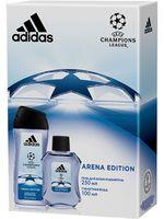 """Подарочный набор """"UEFA Arena"""" (туалетная вода, гель для душа)"""