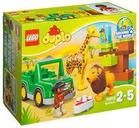 """LEGO Duplo """"Вокруг света: Африка"""""""