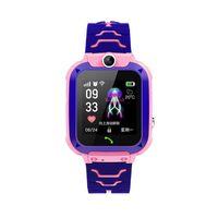 Умные часы Wonlex GW600S (розовые)