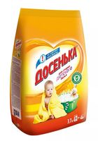 """Стиральный порошок для детского белья """"Досенька"""" (3,7 кг)"""