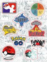 "Набор виниловых наклеек №157 ""Pokemon"""