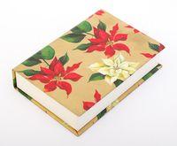 """Подарочная коробка """"Poinsettia"""" (10,5х16х3,5 см)"""
