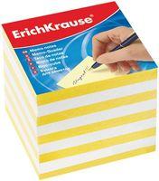 """Бумага для заметок """"Erich Krause"""" (90х90 мм; бело-желтая; арт. 4456)"""