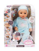 """Интерактивная кукла """"Baby Annabell. Братик"""""""