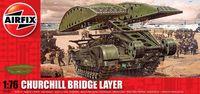 "Танковый мостоукладчик ""Churchill"" (масштаб: 1/76)"