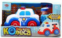 """Игровой набор """"Машина с полицейским"""" (со звуковыми эффектами)"""
