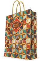 "Пакет бумажный подарочный ""Модерн"" (17,8х22,9х9,8 см; арт. 43516)"