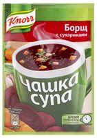 """Суп быстрого приготовления """"Борщ с сухариками"""" (14,8 г)"""