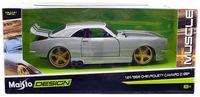 """Модель машины """"Chevrolet Camaro Z/28"""" (масштаб: 1/24)"""