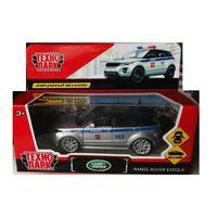 "Модель машины ""Land Rover Range Rover Evoque. Полиция"" (арт. EVOQUE-P)"
