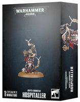 Warhammer 40.000. Adeptus Sororitas. Hospitaller (52-18)