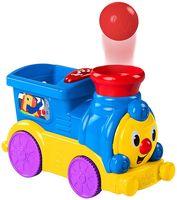 """Интерактивная игрушка """"Весёлый паровозик с мячиками"""""""