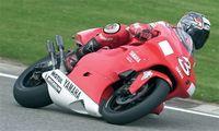 """Мотоцикл """"Yamaha YZR-M1"""" (масштаб: 1/6)"""