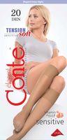 """Гольфы женские полиамидные """"Conte. Tension soft 20"""""""