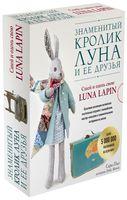 Знаменитый кролик Луна и ее друзья. Сшей и одень свою Luna Lapin. Комплект из 2 книг