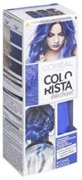 """Оттеночный бальзам для волос """"Colorista Washout"""" (тон: синие волосы; 80 мл)"""