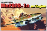 "Истребитель ""Me262B-1a w/Engine "" (масштаб: 1/48)"