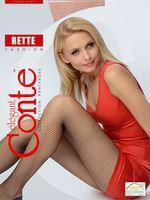 "Колготки женские фантазийные ""Conte. Rette micro"""