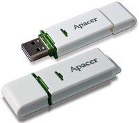 USB FlashDrive 8Gb Apacer AH358 White