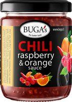 """Соус """"Buga's. Малиново-апельсиновый с перцем чили"""" (170 г)"""