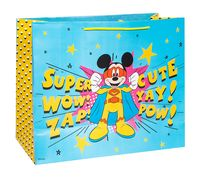 "Подарочный пакет ""Микки Маус"" (40,6х33х16 см)"