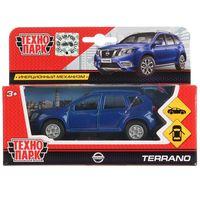 "Модель машины ""Nissan Terrano"" (арт. SB-17-47-NT-N(BU)-WB)"
