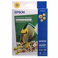 Бумага Premium Glossy Photo Paper Epson (20 листов, 255г/м2, 10х15 см)