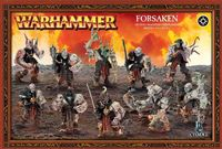 "Набор миниатюр ""Warhammer FB. Warriors of Chaos Forsaken"" (83-15)"