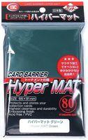 """Протекторы """"Hyper Mat"""" (66х91 мм; 80 шт.; зеленые)"""