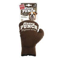 """Игрушка для собак с пищалкой """"Боксерская перчатка"""" (23 см)"""