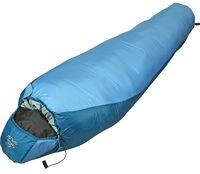 """Спальный мешок """"Trial Light 100"""" (240x85x60 см; R; голубой)"""