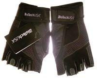 """Перчатки для фитнеса """"Toronto"""" (чёрные; XL)"""