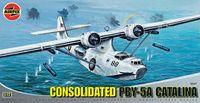 """Бомбардировщик """"Consolidated PBY-5A Catalina"""" (масштаб: 1/72)"""