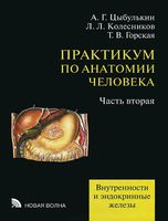 Практикум по анатомии человека. Часть 2. Внутренности и эндокринные железы (в 4 частях)