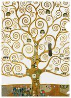 "Климт ""Дерево"". Папка-уголок"