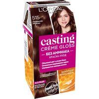 "Краска-уход для волос ""Casting Creme Gloss"" (тон: 515, морозный шоколад)"