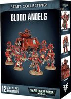 Warhammer 40.000. Blood Angels. Start Collecting (70-41)