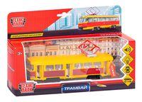 """Модель машины """"Трамвай"""" (арт. CT12-463-2)"""